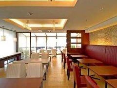 ホテル・ザグランコート津西1階Cafe & restaurant[E-ma]津」