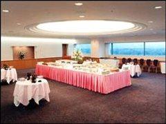 岐阜県民ふれあい会館(OKBふれあい会館)14F 展望レセプションルーム