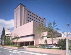 ホテル広島ガーデンパレス外観