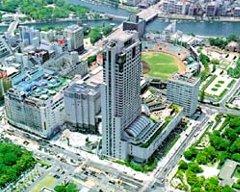 NTTクレド基町ビル(パセーラのビル)11階ラウンジ