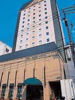 ホテルジャルシティー広島2階外観