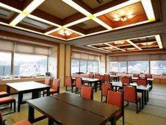 チサングランド長野(旧Holiday inn EXPRESS NAGANO)最上階レストランあさま