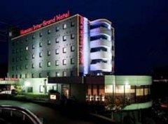 沼津インターグランドホテル1階レストラン