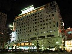 岡山ワシントンホテルプラザ外観