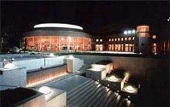 津総合文化センター