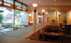 ツインメッセ西館1階レストラン